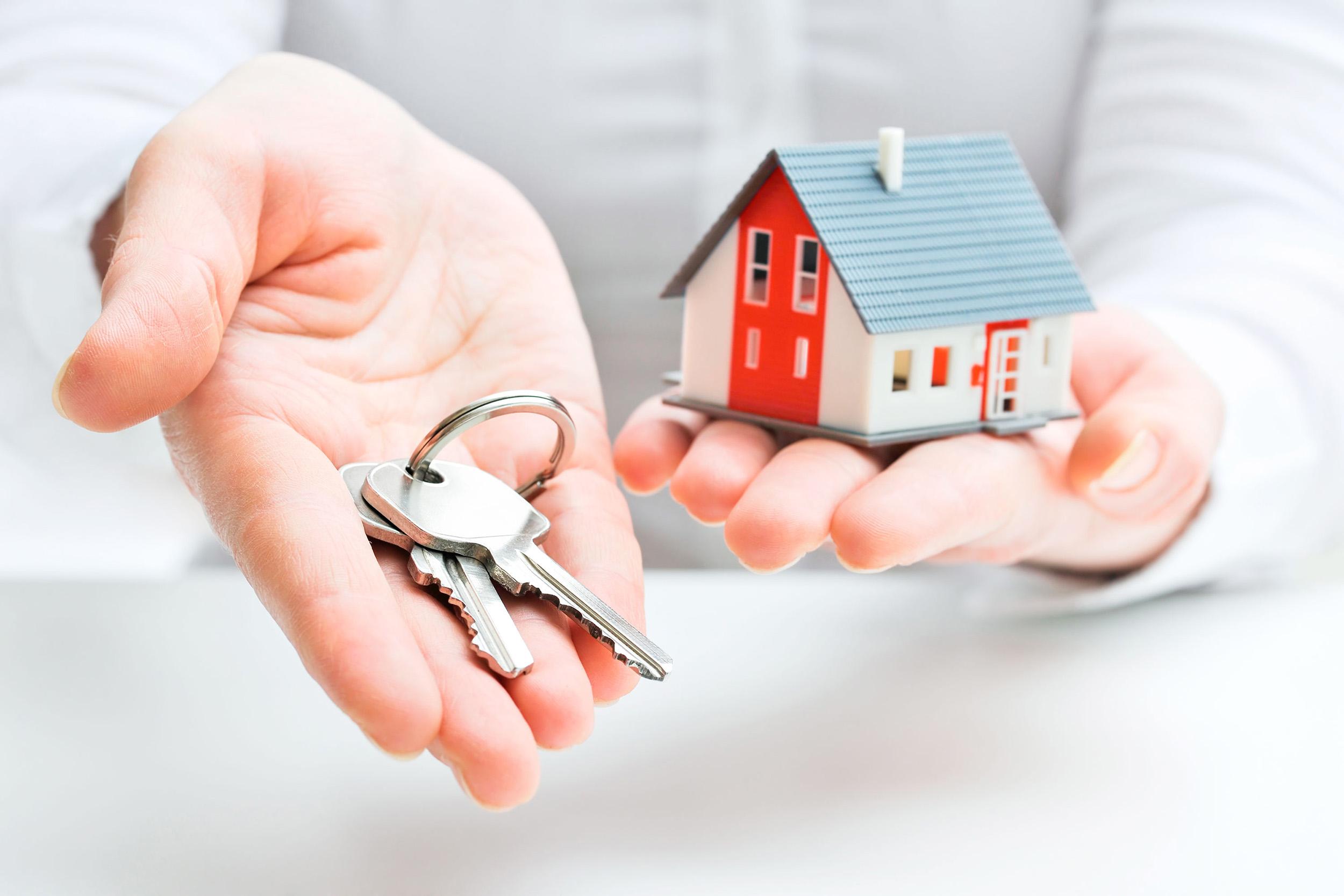 Häuser und Wohnungen kaufen, verkaufen, mieten und vermieten